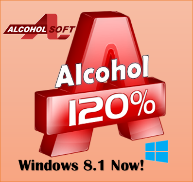 Alcohol 120 Windows 8