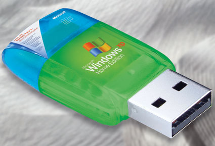 Windows XP USB