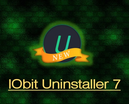 IObit Uninstaller 7 Pro