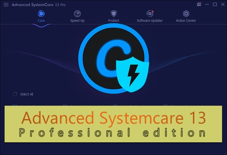 Advanced SystemCare Pro 13